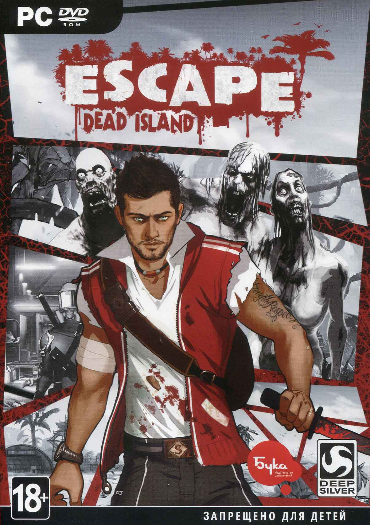 Escape Dead Island (activation key in Steam)