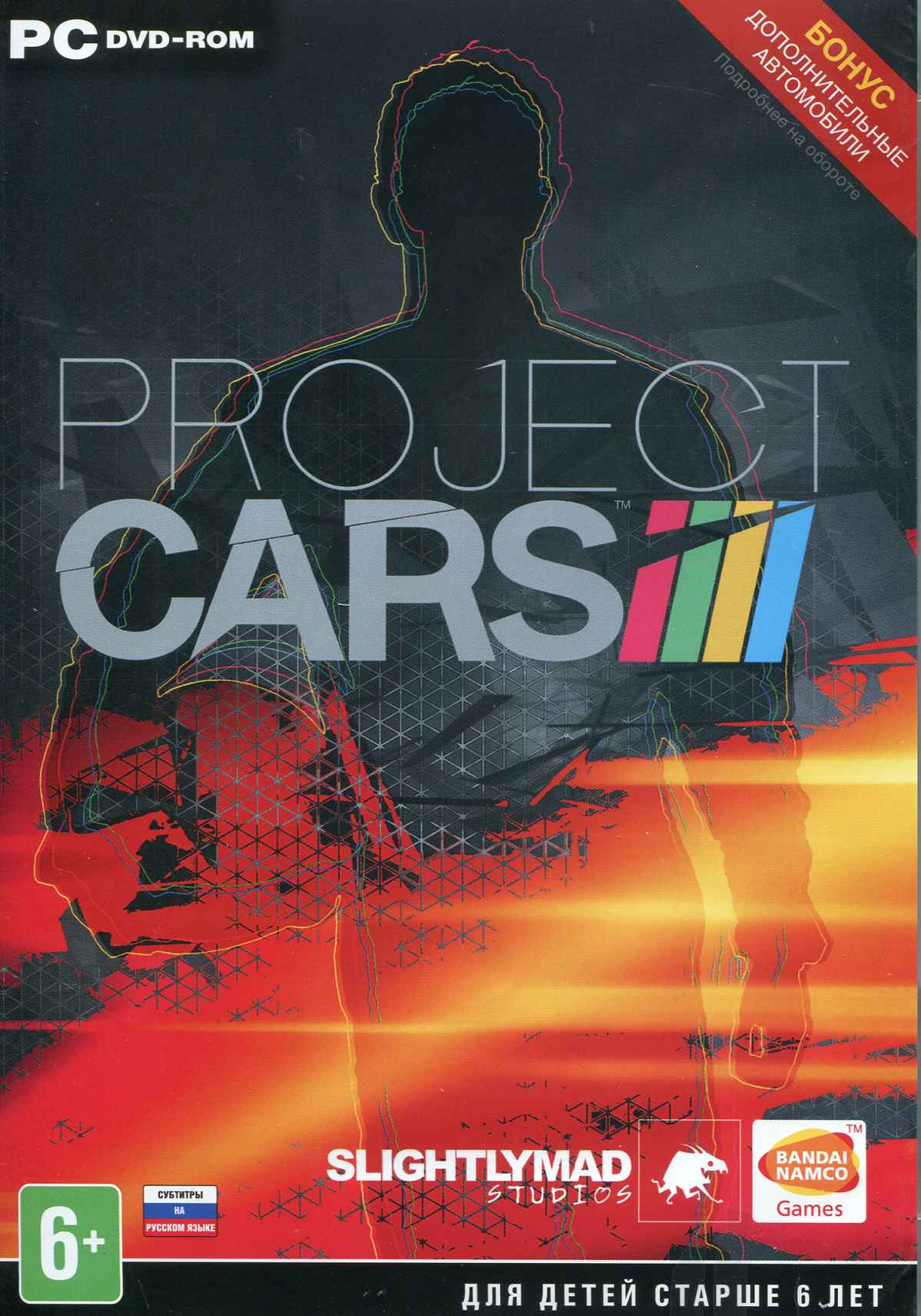 Project CARS. Day One Edition (Activation key in Steam)