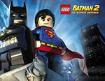 LEGO Batman 2 DC Super Heroes (Ключ Steam)