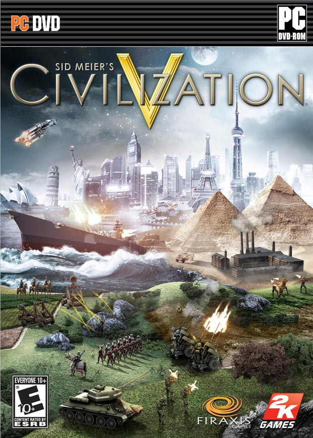 Civilization V 5 (REGION FREE)
