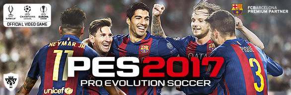 Pro Evolution Soccer 2017 (PES) (STEAM Gift,RU+CIS)