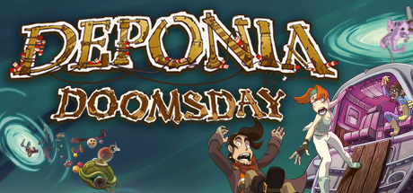 Deponia Doomsday (Steam Gift,RU+CIS)