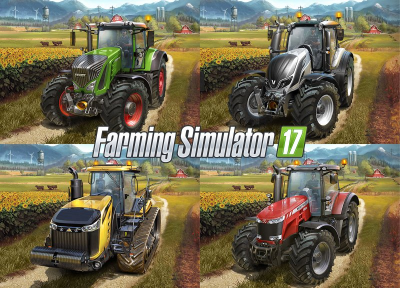 Farming Simulator 2017 (STEAM Gift,RU+CIS)