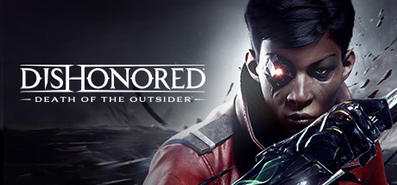 Dishonored: Death of the Outsider STEAM KEY RU+CIS 2019