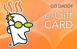 20,1$ Godaddy Gift Card – Go Daddy карта оплаты