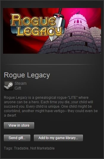 rogue legacy download full version