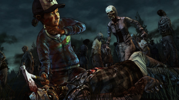 The Walking Dead: Season 2 (Steam Gift / Region Free)