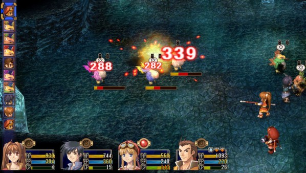 Legend of Heroes Trails in the Sky (Steam Gift / ROW)