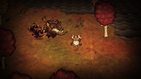 Dont Starve + Reign of Giants (Steam Gift / Region Free)