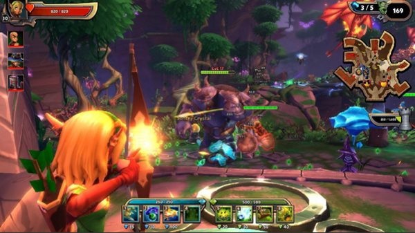 Dungeon Defenders II (Steam Gift / Region Free)