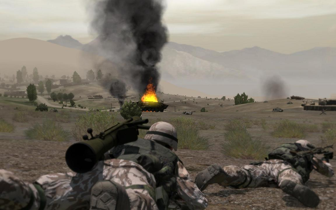 Arma 2: Combined Operations (Steam Gift)