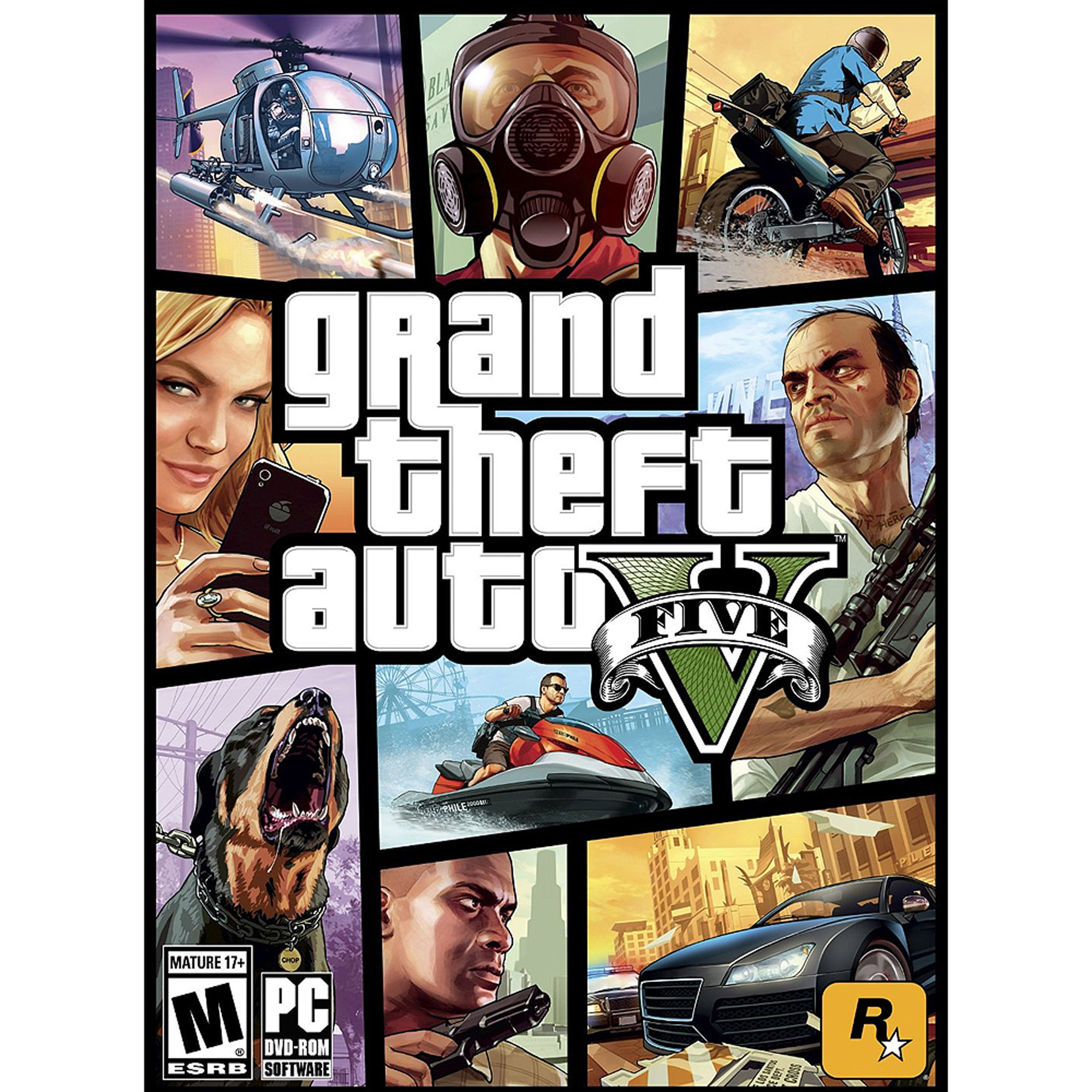Grand Theft Auto V / GTA 5 (Steam Gift RU) 🔥 👑