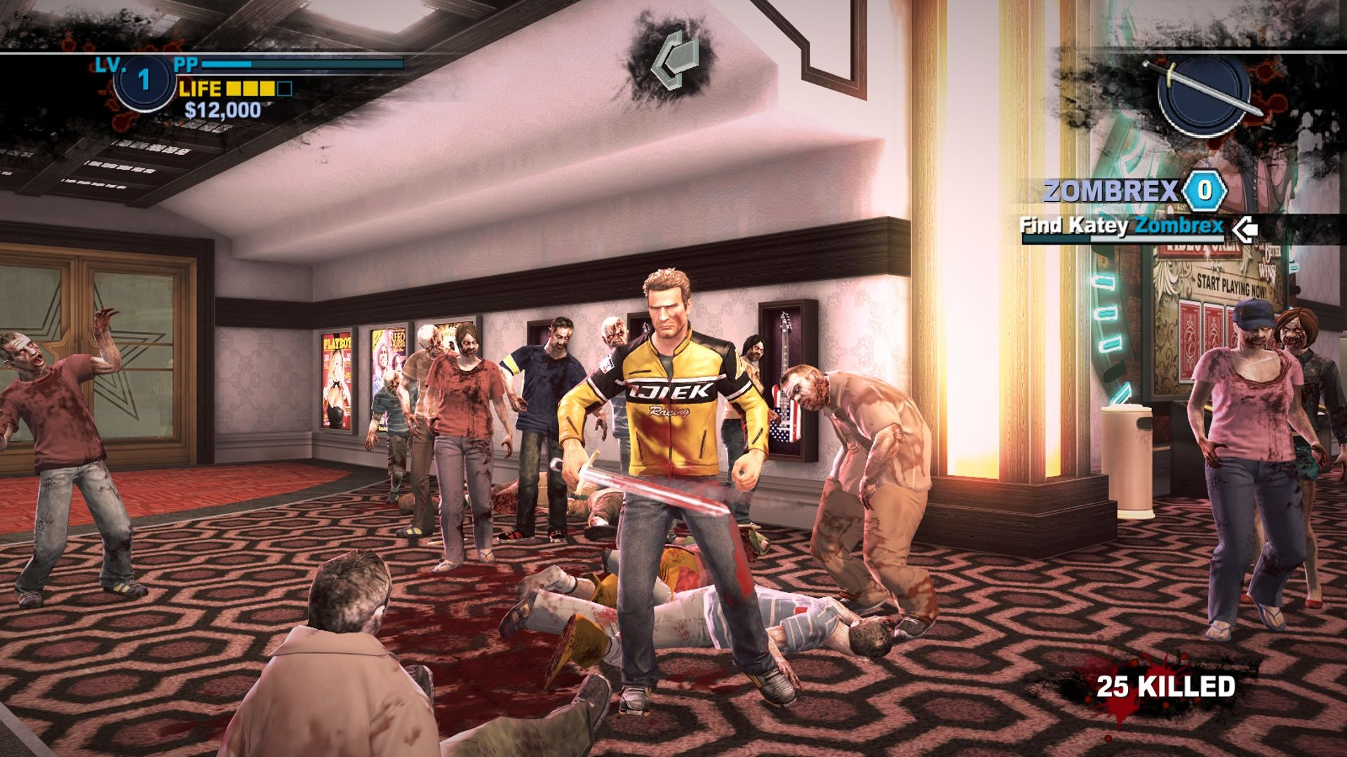 Dead Rising 2 (Steam KEY 1С / RU + CIS)