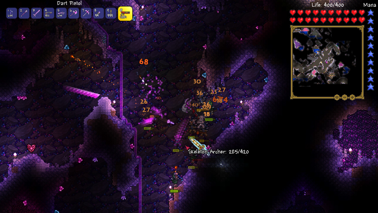 Terraria (Steam Gift RU + CIS)