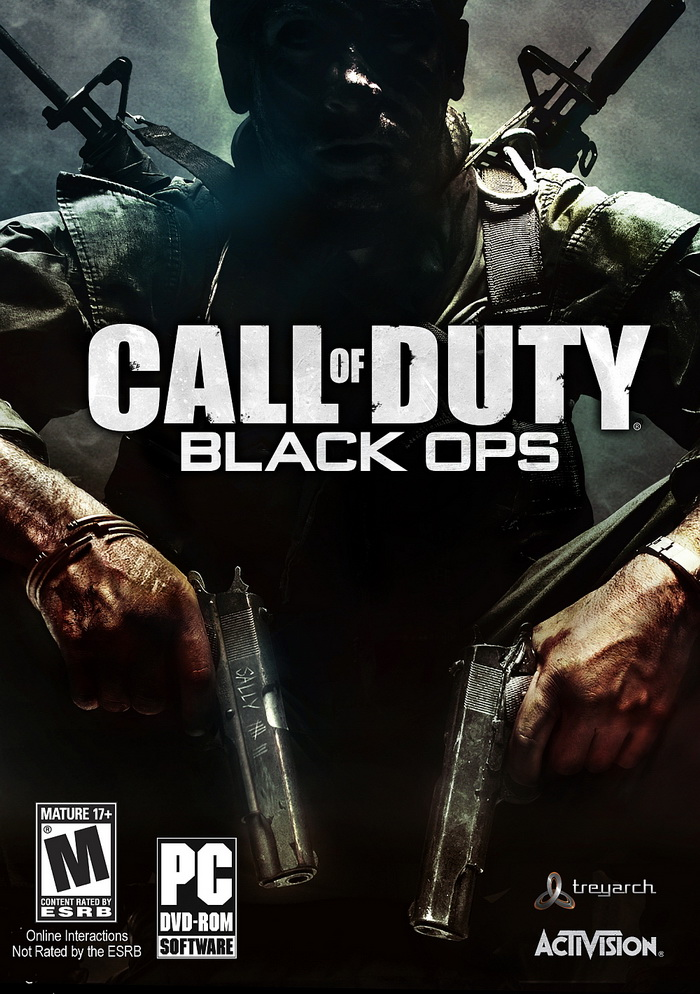 Call of Duty: Black Ops (Steam GIFT ROW / Region Free)