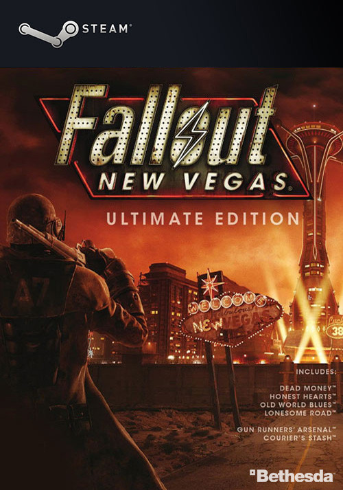 Fallout: New Vegas Ultimate Edition (Steam Gift RU)