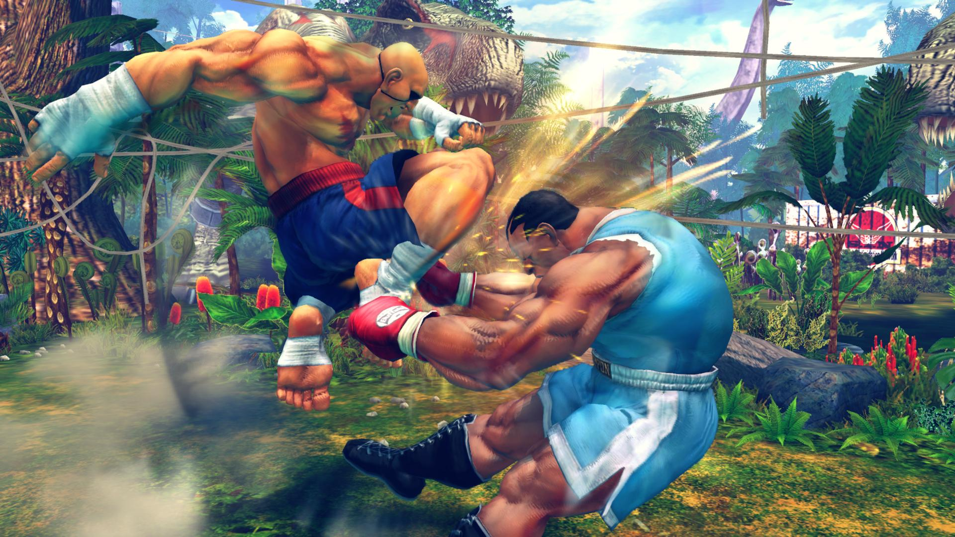 Ultra Street Fighter IV (Steam Gift RU + CIS)