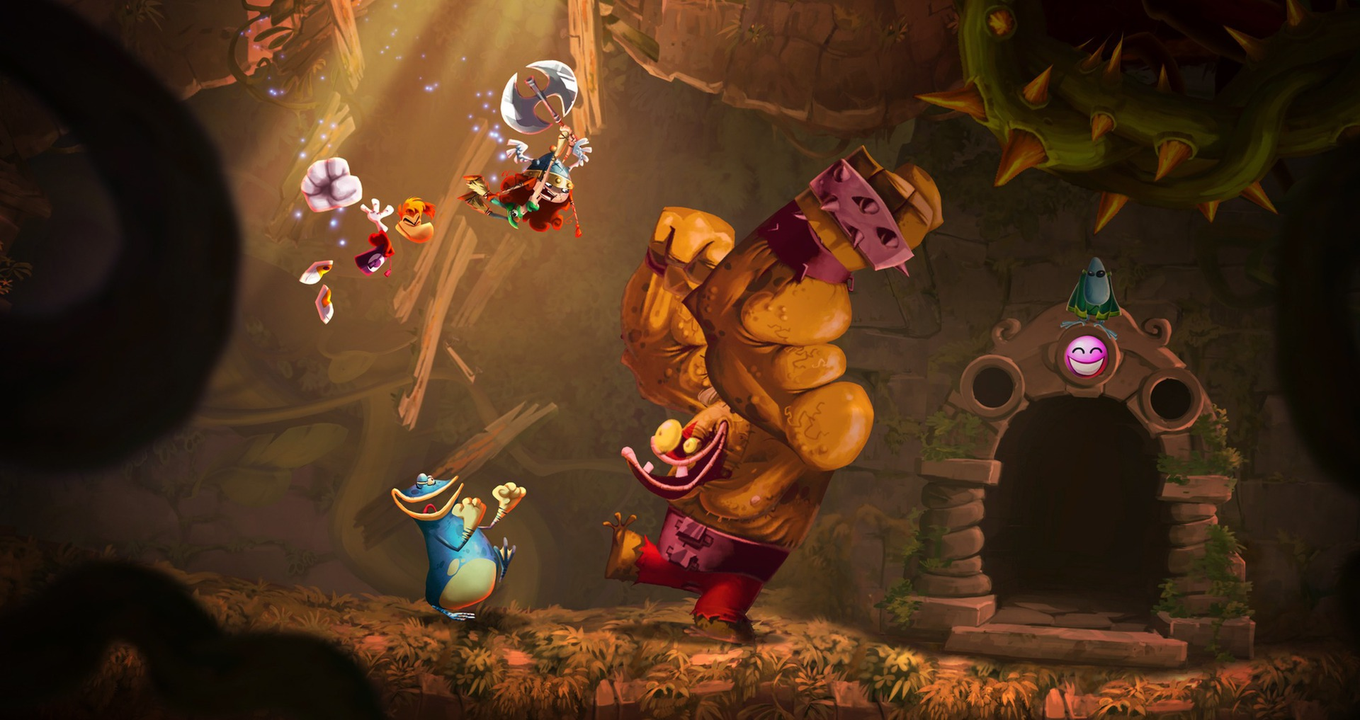 Rayman Legends (Steam Gift RU + CIS)