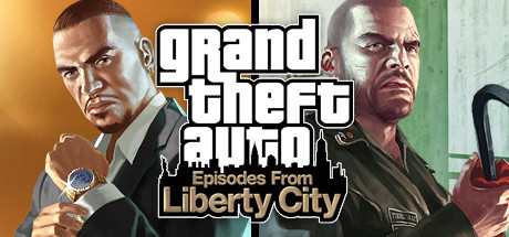 Grand Theft Auto: Episodes from Liberty City Steam RU