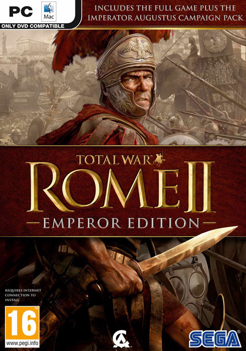 Total War: ROME II 2 - Emperor Edition (Steam Gift RU)
