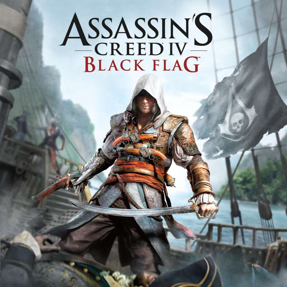 Assassins Creed IV 4 Black Flag (Steam Gift RU)