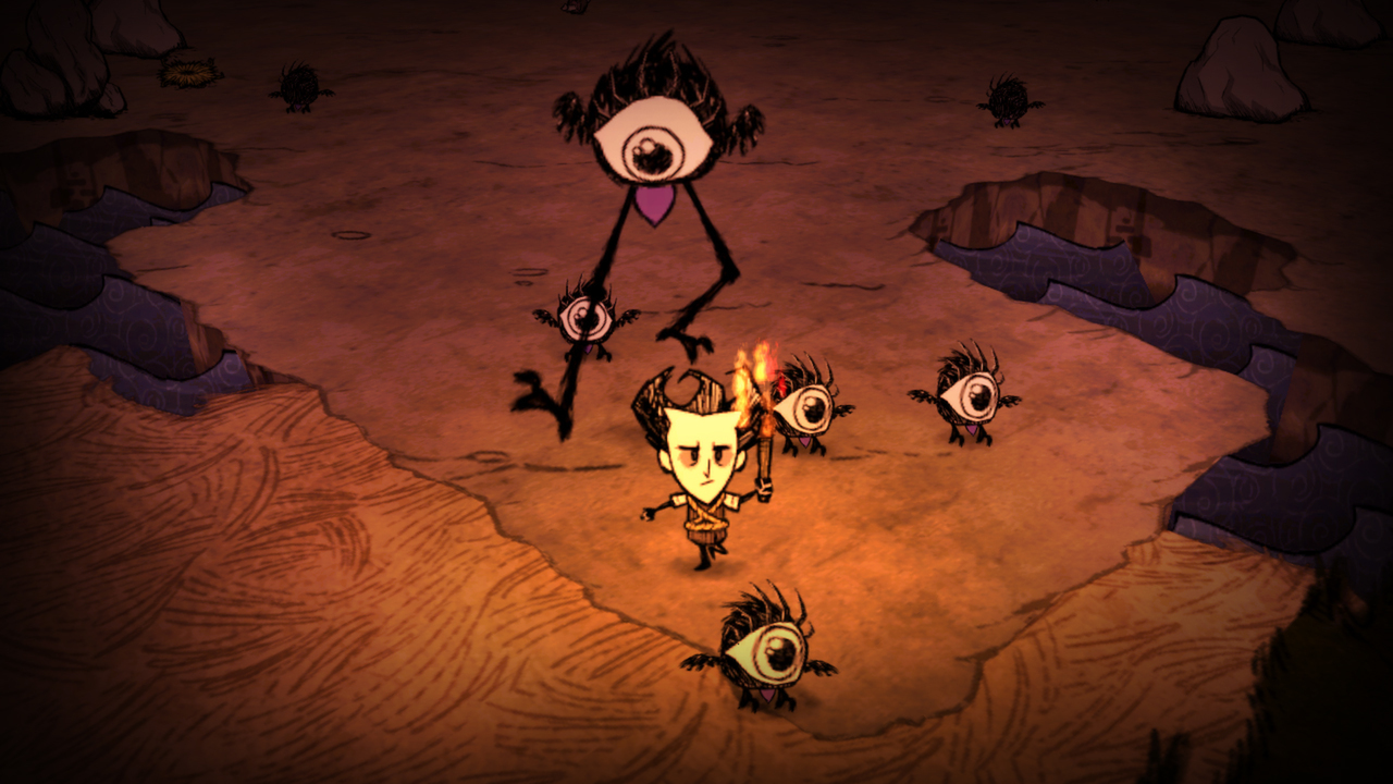 Dont Starve + Reign of Giants (Steam Gift /Region Free)