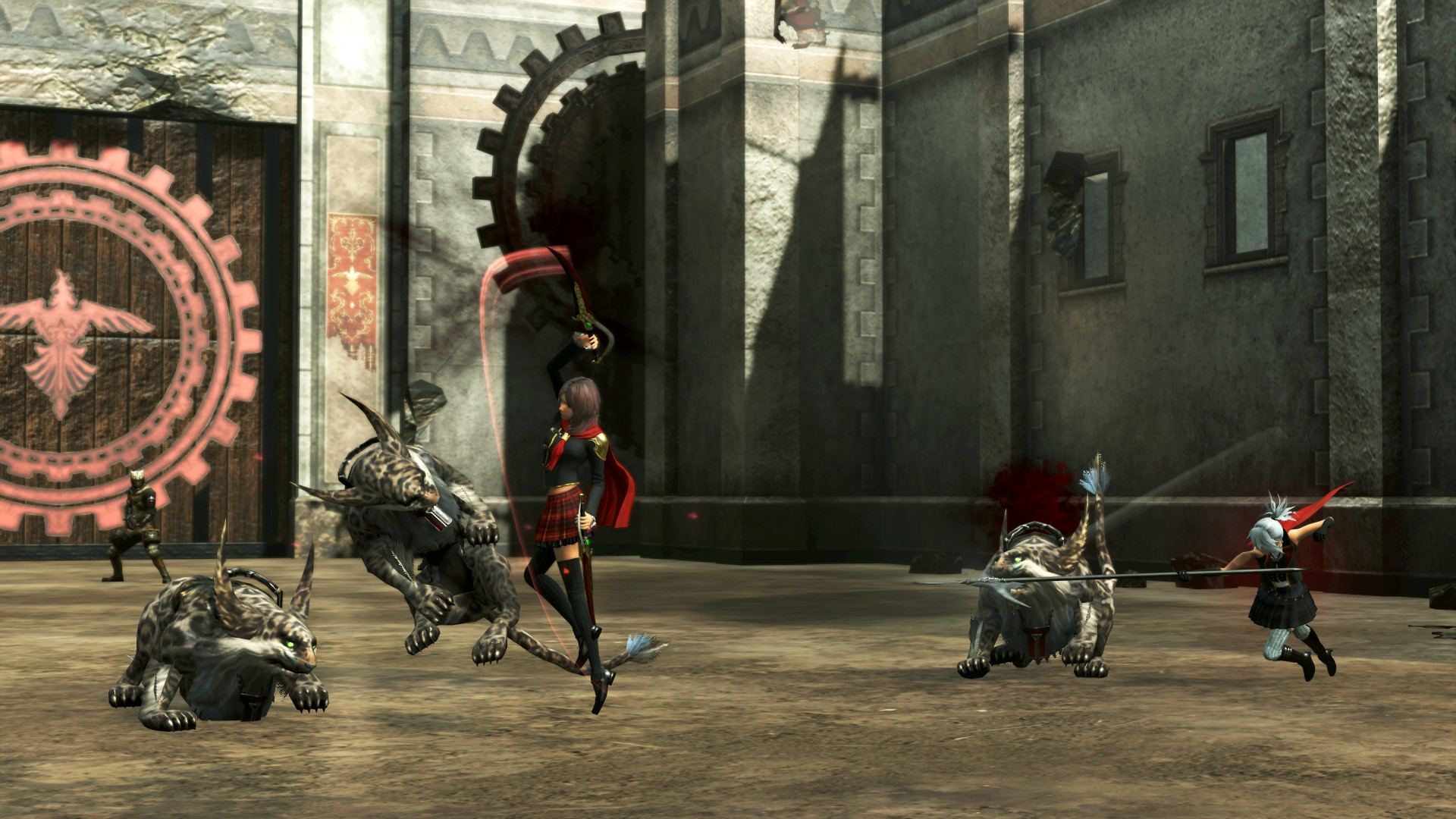 FINAL FANTASY TYPE-0 HD (STEAM KEY ROW / REGION FREE)