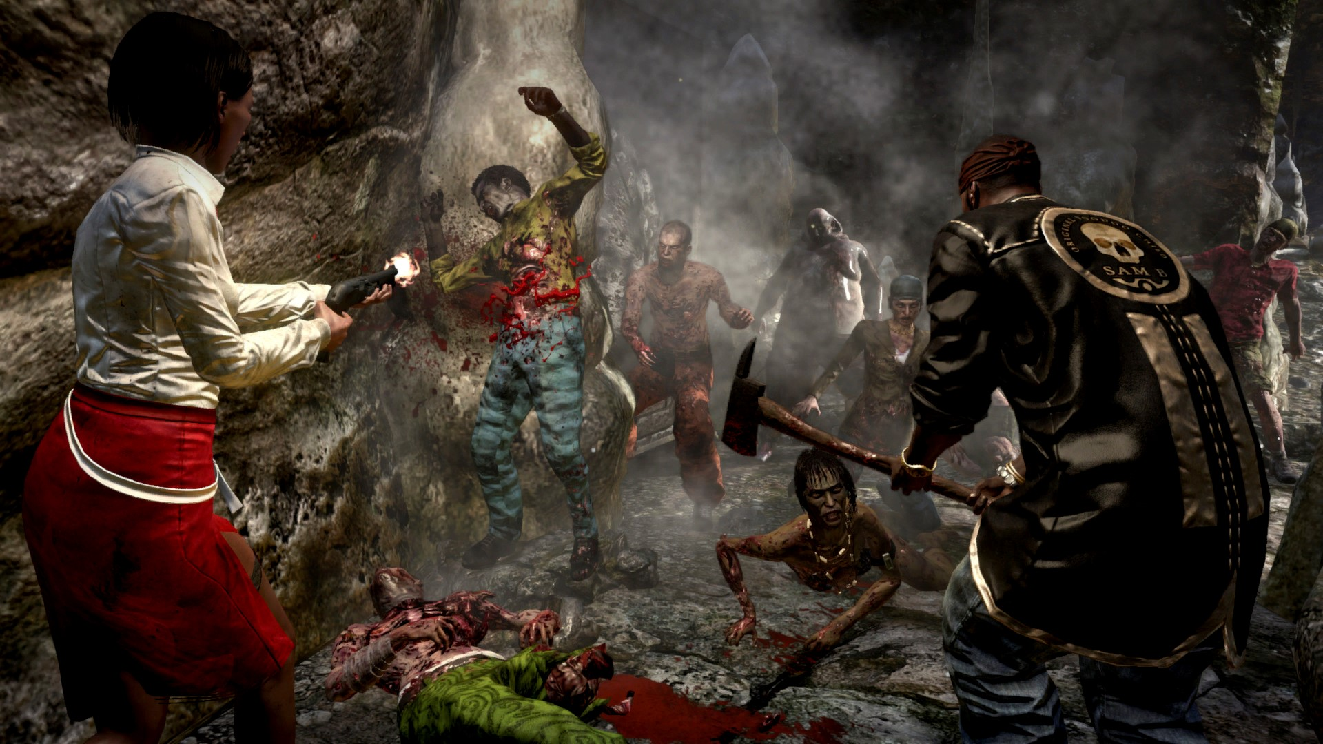 Dead Island Collection (Steam Gift ROW / Region Free)