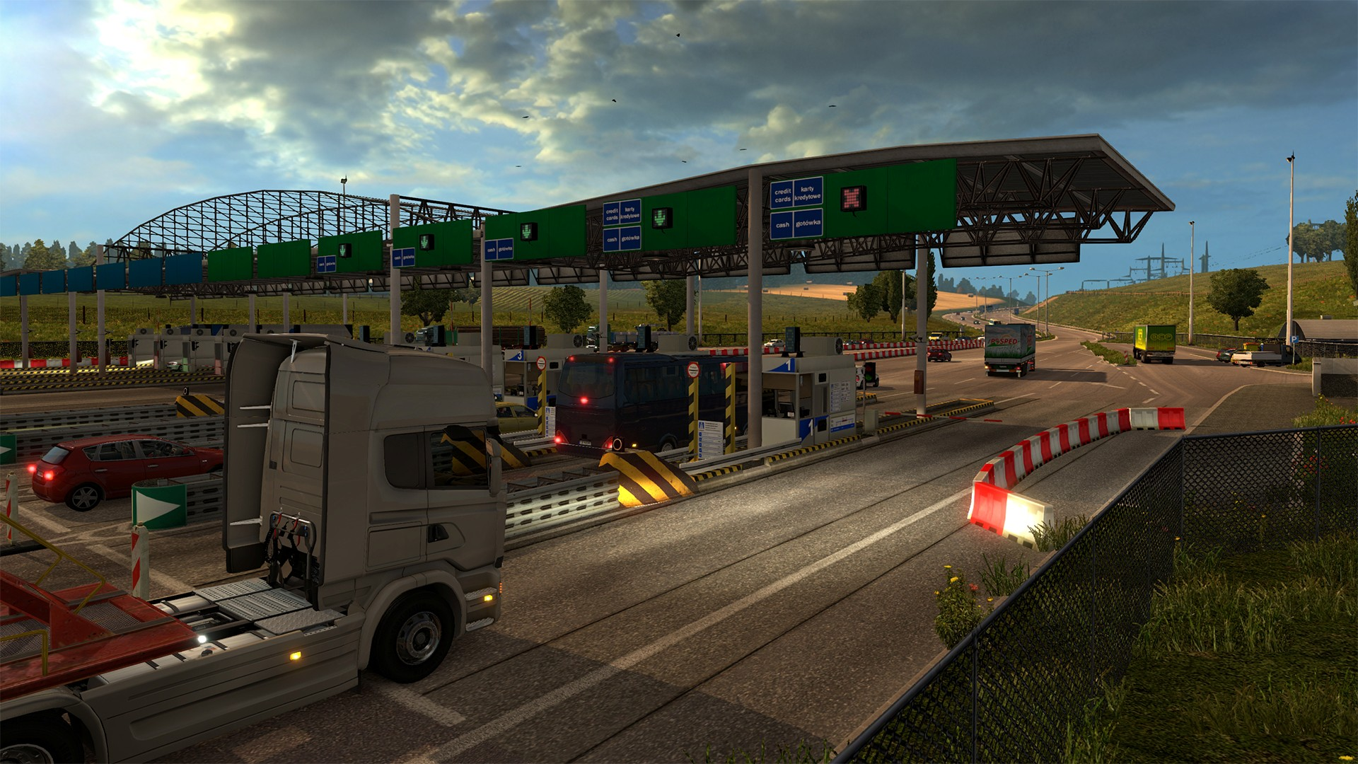 Euro Truck Simulator 2 (Steam GIFT ROW / Region Free)