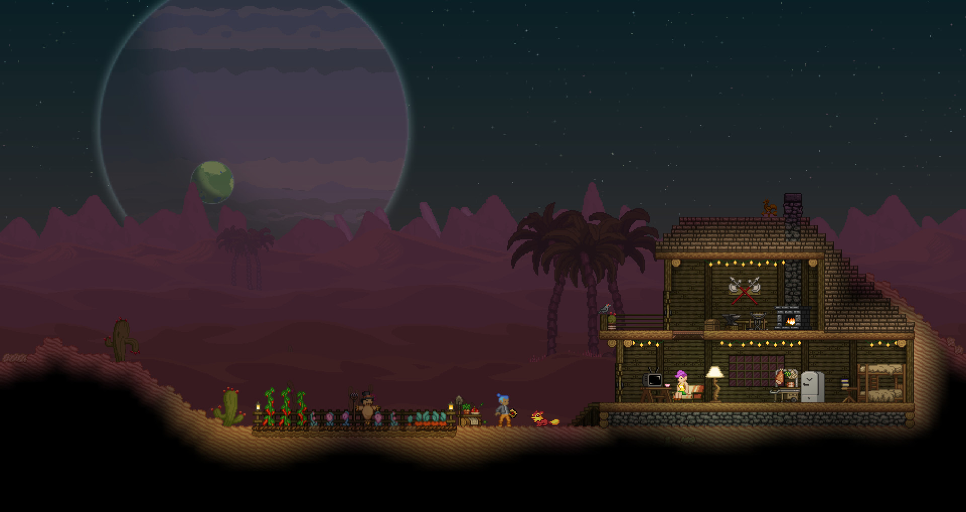Starbound (Steam Gift RU + CIS)