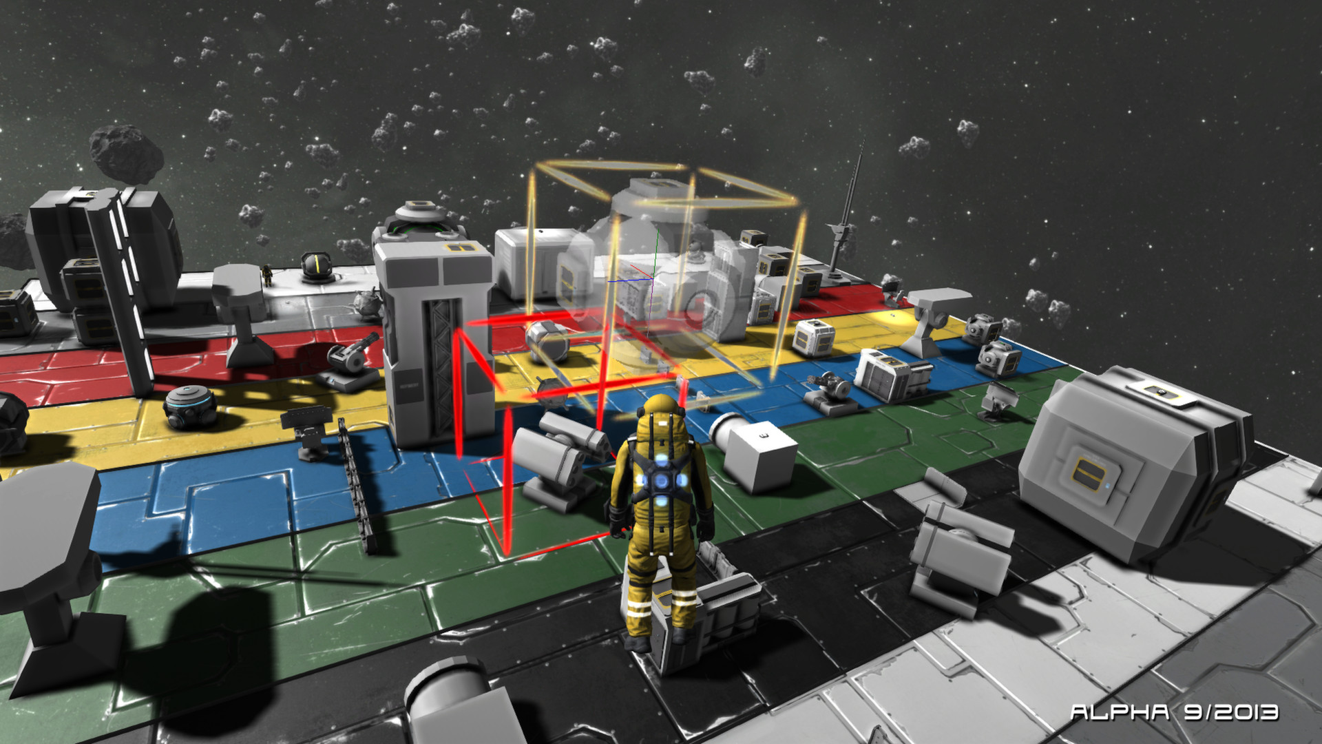Space Engineers (Steam Gift ROW / Region Free)