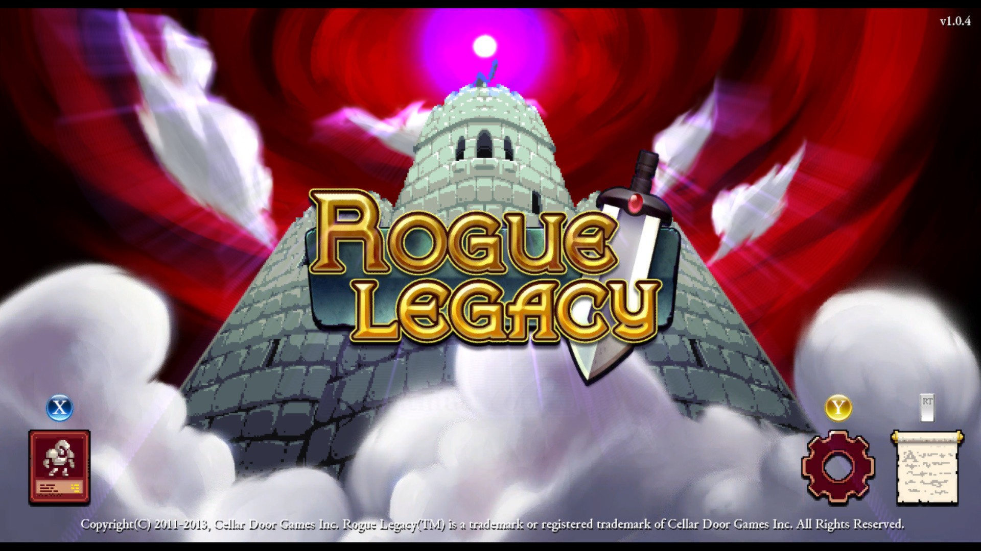 Rogue Legacy (Steam Gift ROW / Region Free)