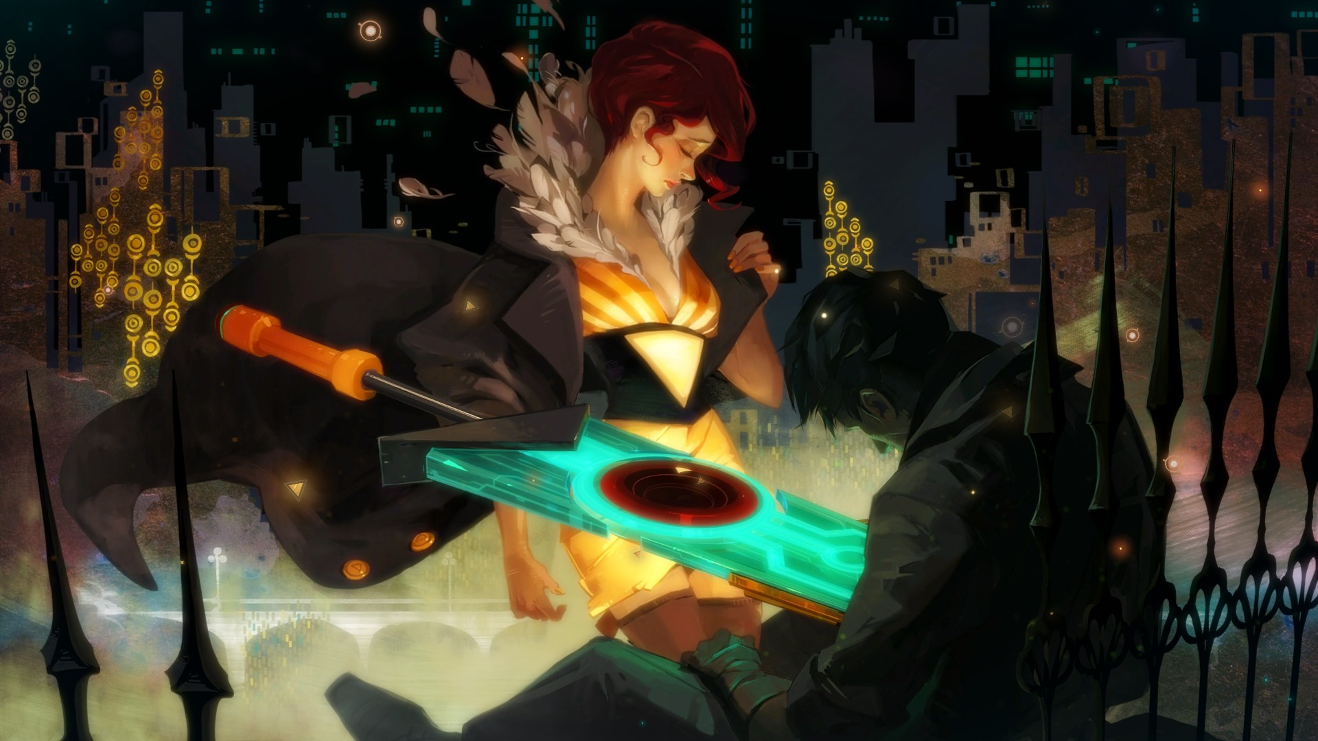 Transistor (Steam Gift ROW / Region Free)