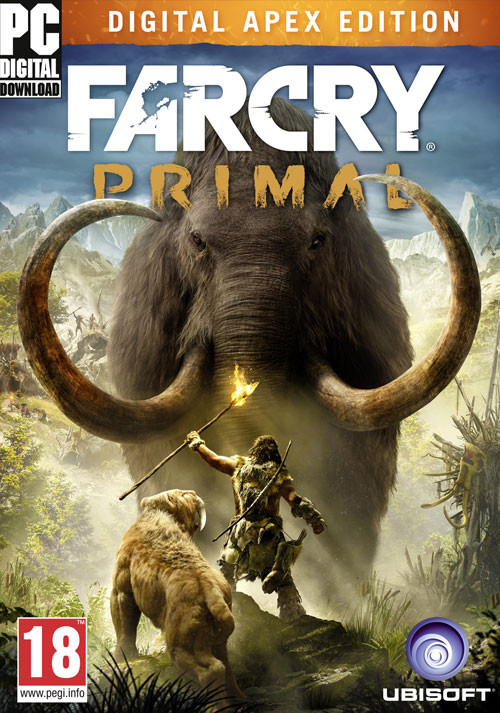 Far Cry Primal Apex Edition (Steam Gift RU)
