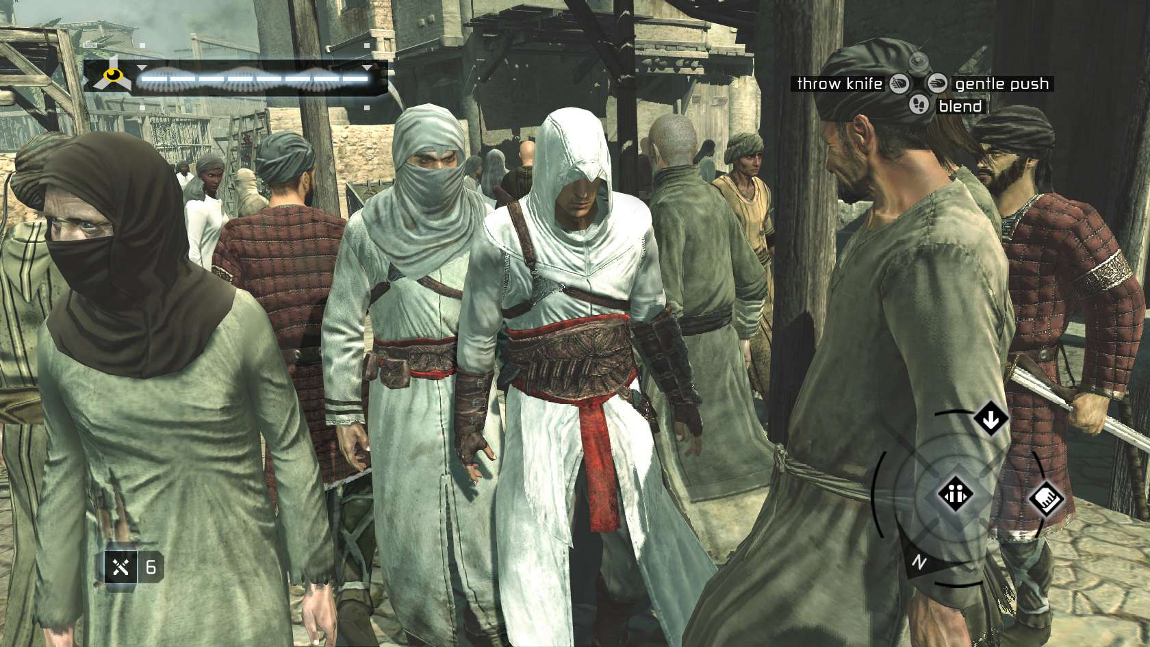 Assassins Creed: Directors Cut Ed (Steam Gift / RU+CIS)
