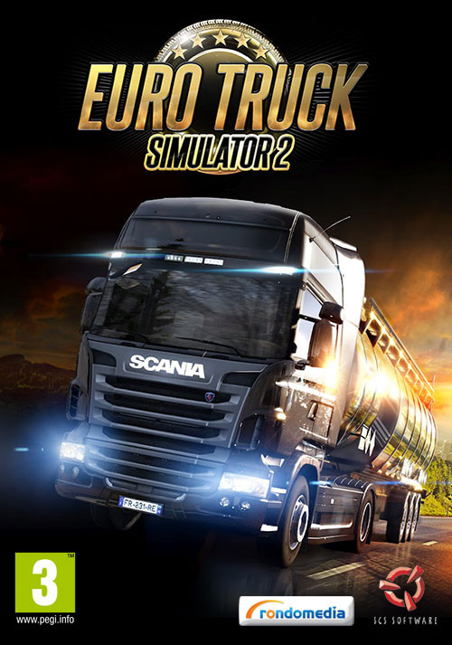 Euro Truck Simulator 2 (Steam Gift RU)