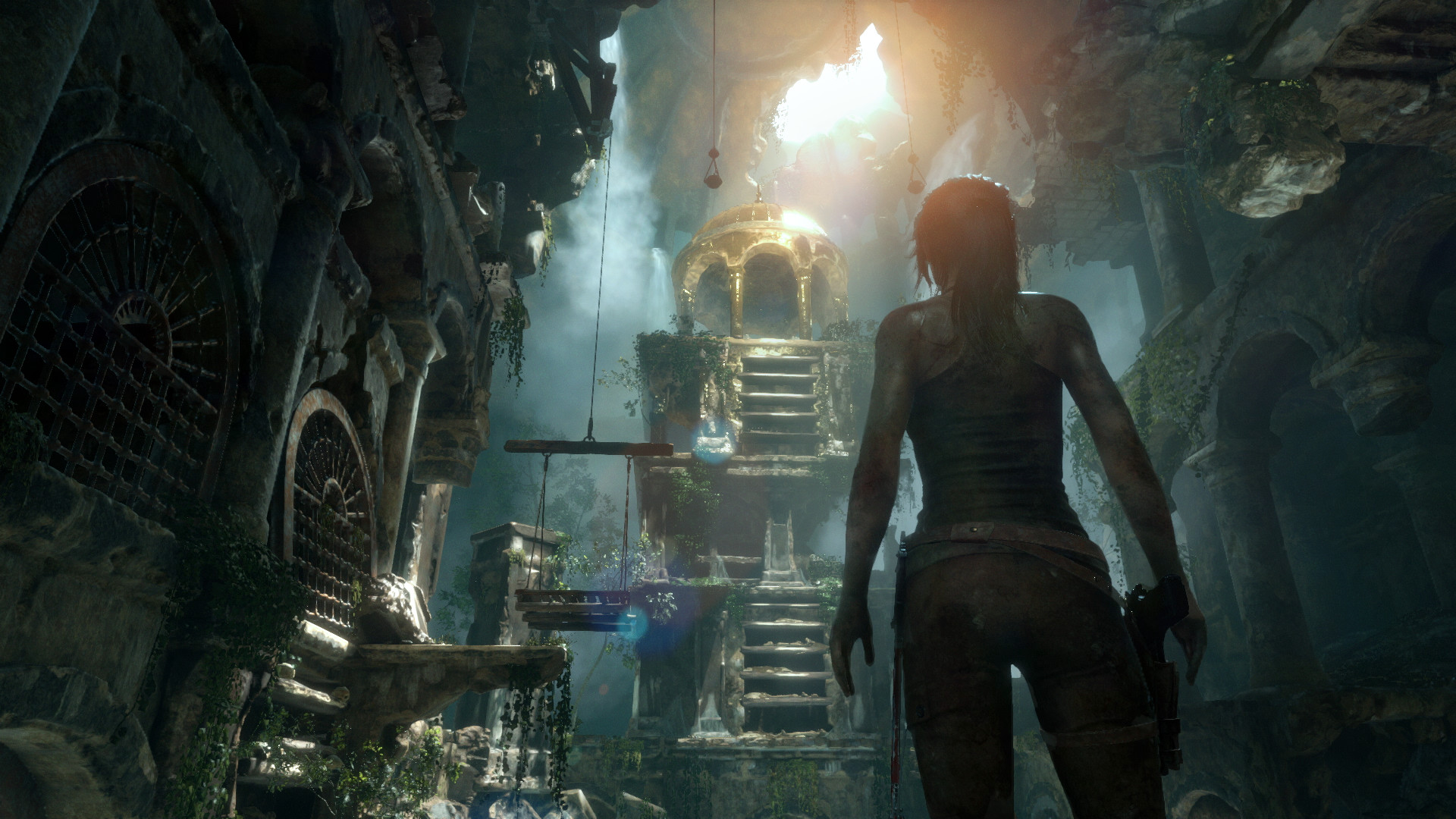 Rise of the Tomb Raider: 20 Year Celebration Steam RU