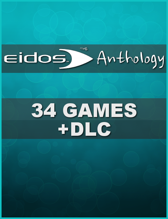 Eidos Anthology 34 Game + ВСЕ DLC (Steam Gift RU + CIS)