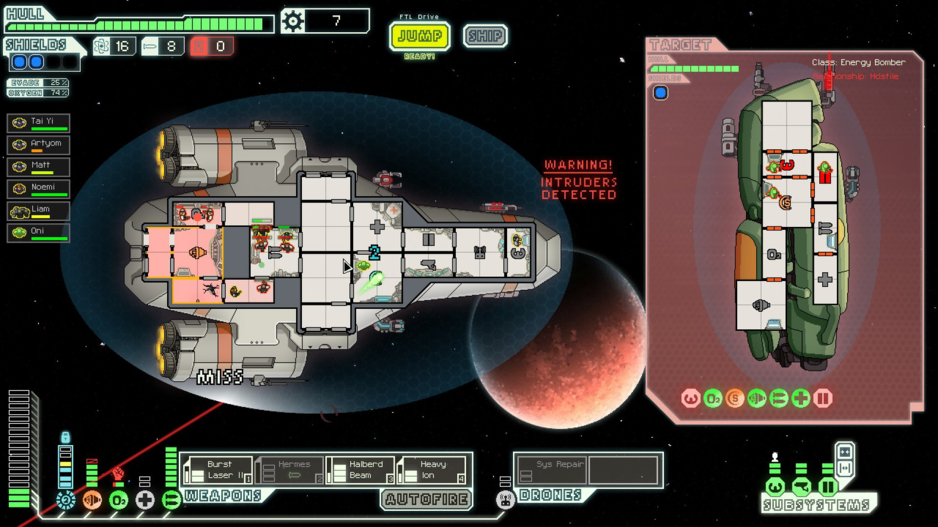 FTL: Faster Than Light (Steam Gift ROW / Region Free)