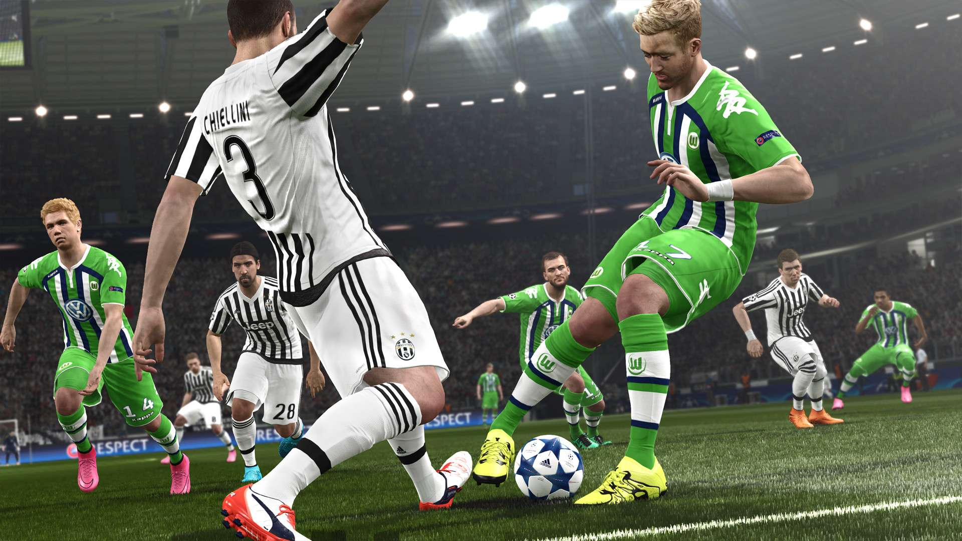 Pro Evolution Soccer 2016 (Steam ключ RU)