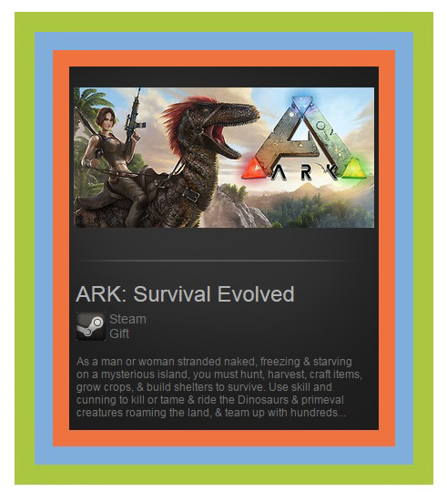 ARK: Survival Evolved (Steam Gift only RU) 🔥