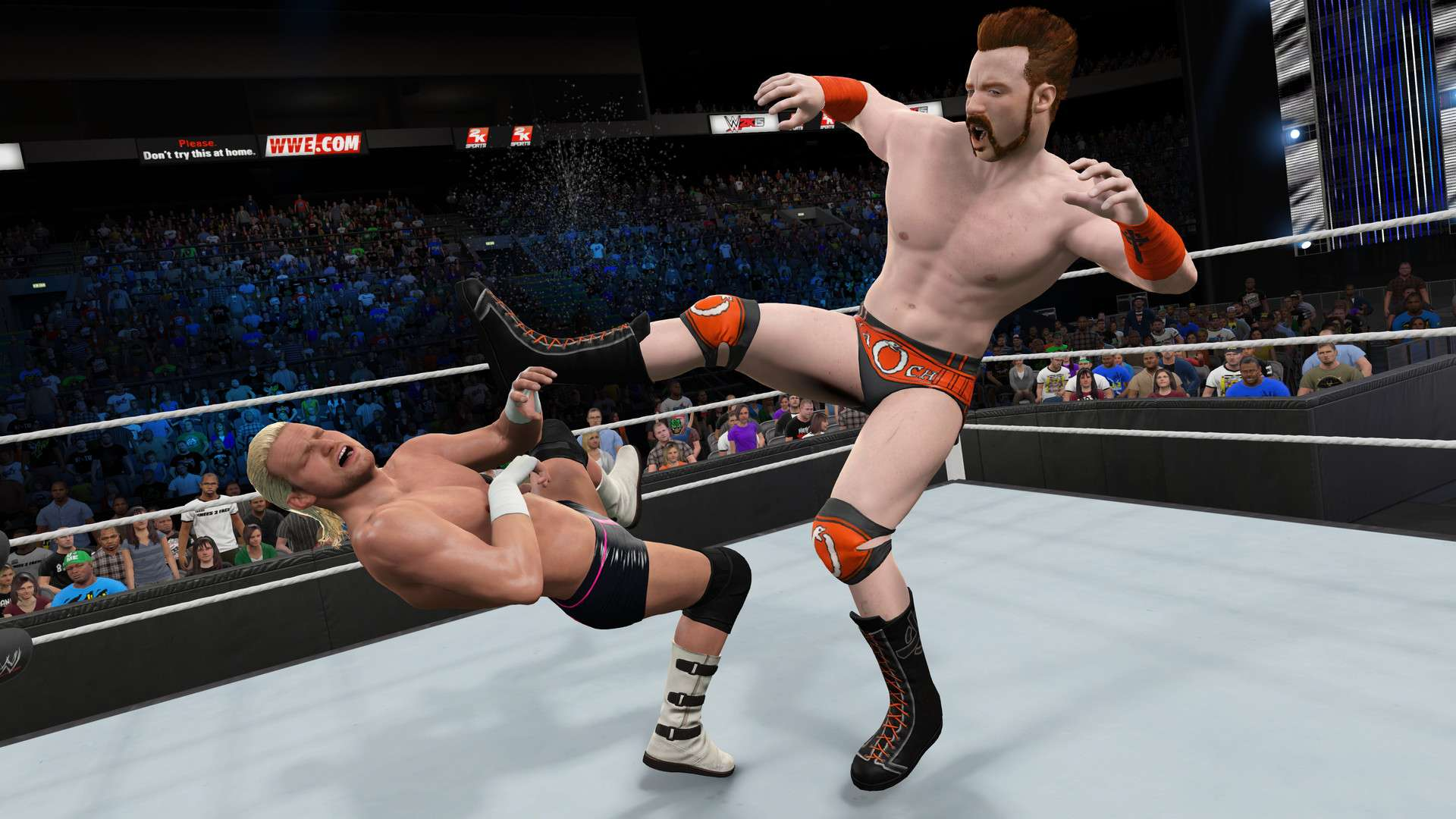 WWE 2K15 (Steam Gift ROW / Region Free)