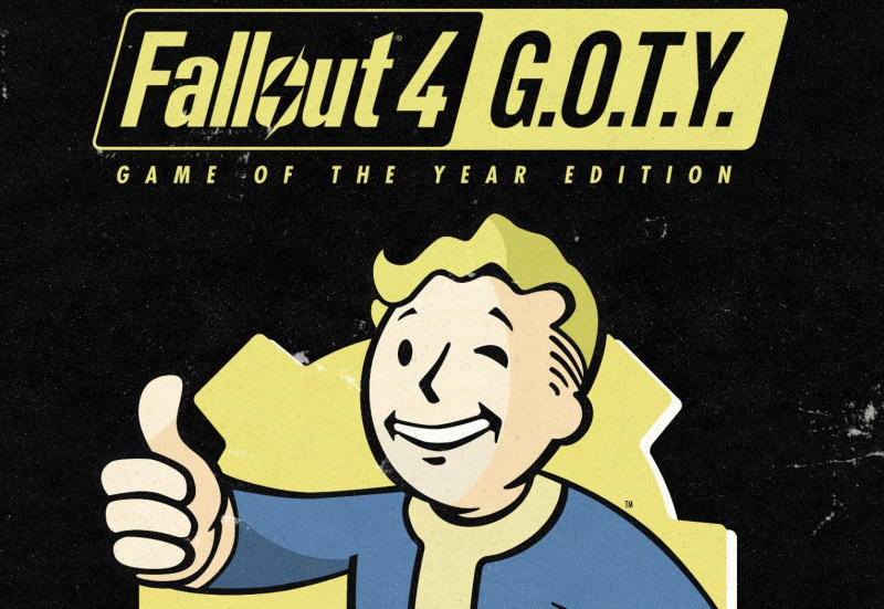 Fallout 4: Game of the Year Edition (Steam Gift RU)
