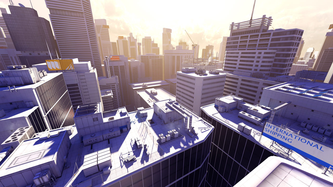 Mirrors Edge (Origin Key / Region Free)