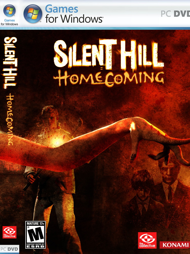 Silent Hill Homecoming (Steam KEY ROW / REGION FREE)