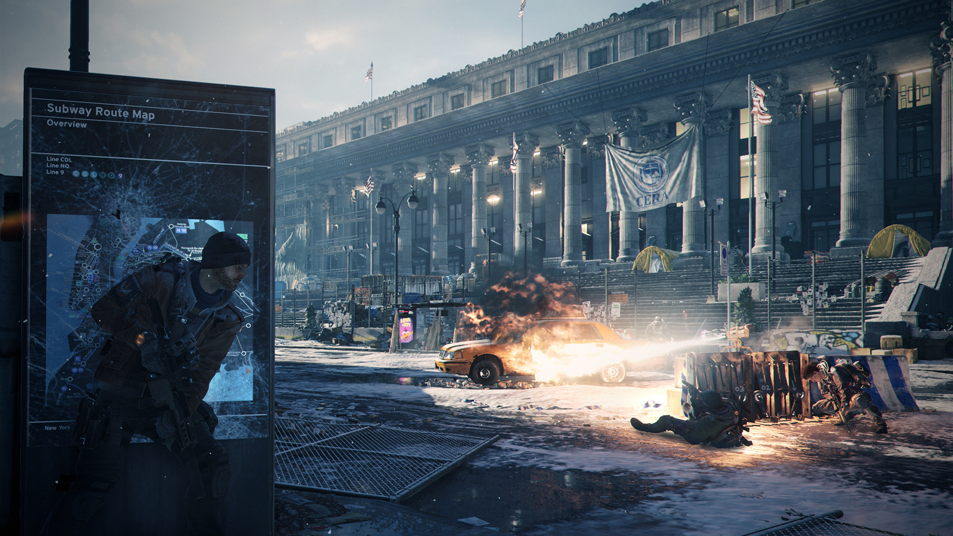 Tom Clancys The Division (UPLAY KEY ROW / REGION FREE)