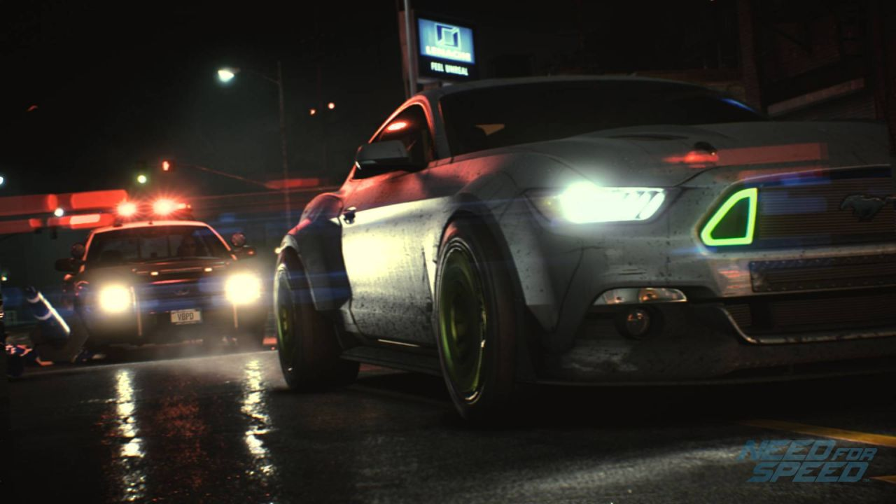 Need for Speed 2016 (ORIGIN KEY RU / PL)
