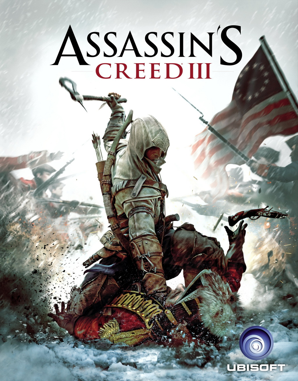 Assassins Creed 3 Standard (Steam Gift / Region Free)