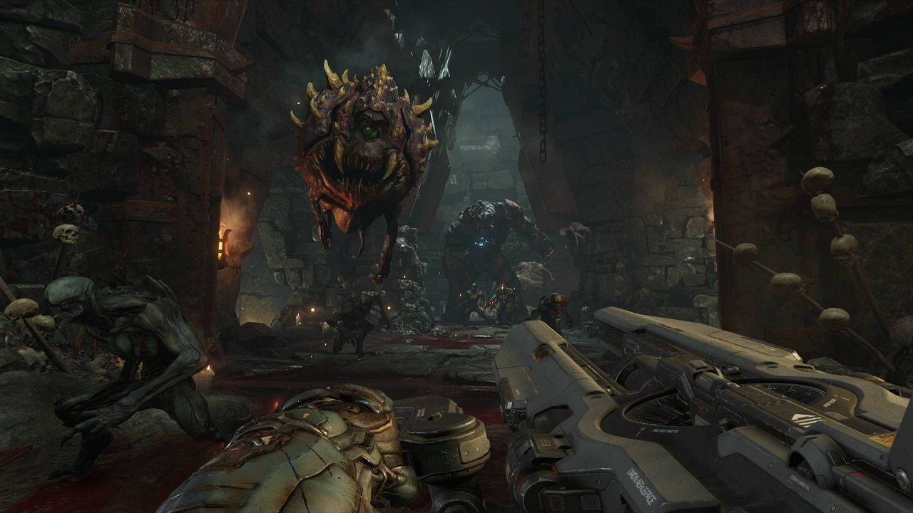 DOOM 2016 (Steam Gift RU + СНГ)