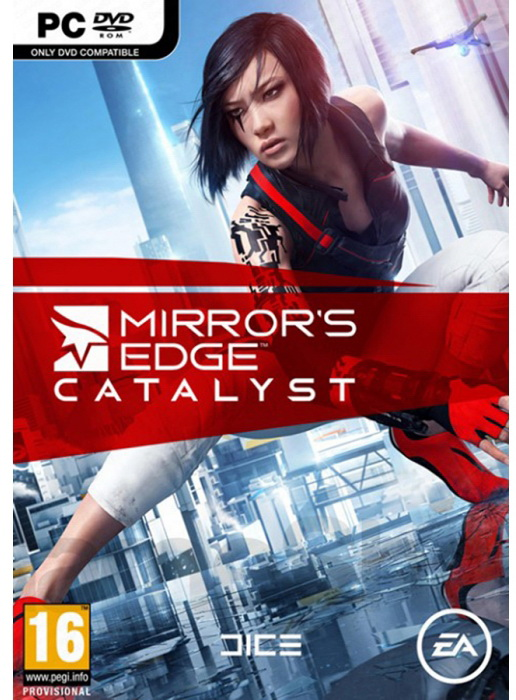 Mirror´s Edge Catalyst (Origin KEY ROW / REGION FREE)